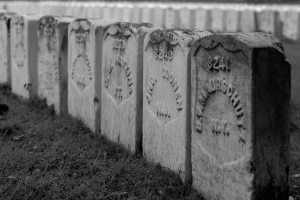 Confederate Cemetery - Andersonville, GA. Photographed with my Nikon D100 in 2007, ISO 200